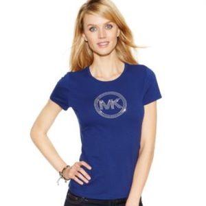 MICHAEL Michael Kors Logo Tee NWT